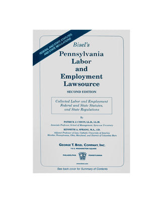 Pennsylvania Labor & Employment Lawsource®