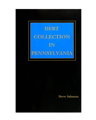 Debt Collection in Pennsylvania (includes book + digital download)