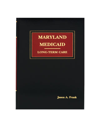 Maryland Medicaid - Long-Term Care
