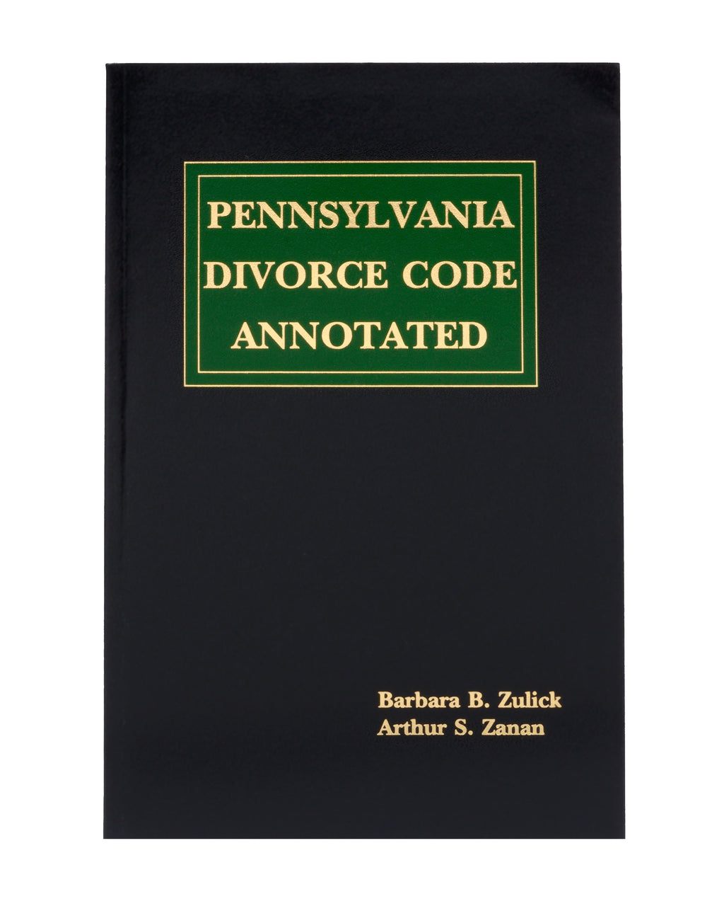 Pennsylvania Divorce Code Annotated