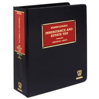 PA Inheritance & Estate Tax - CD-ROM Version