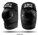 187 Elbow Pads, Black