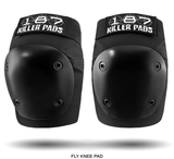 187 Fly Knee Pads, Black