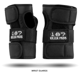 187 Wrist Guards, Black