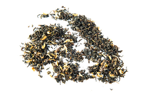 China, Orange Blossom Oolong