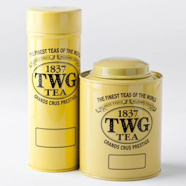 Tea Tin Yellow 150g