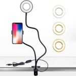 Flexible Phone Ring Light - Ring Light City