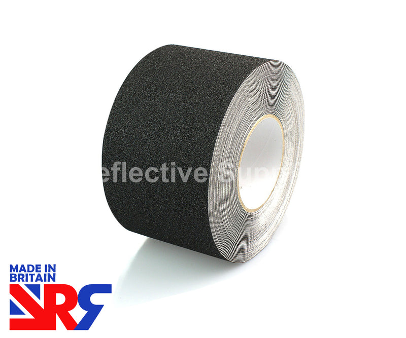 Anti Slip Tape (RS401) BLACK 100mm*18.3m x2