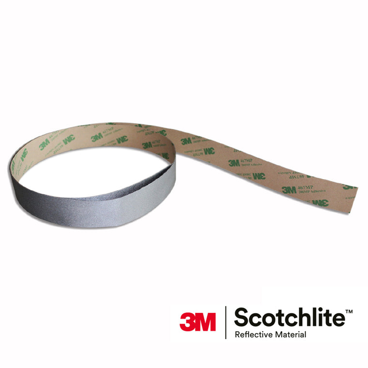 Salzmann 3M Scotchlite Reflective Tape for Clothing - 50mm*1m