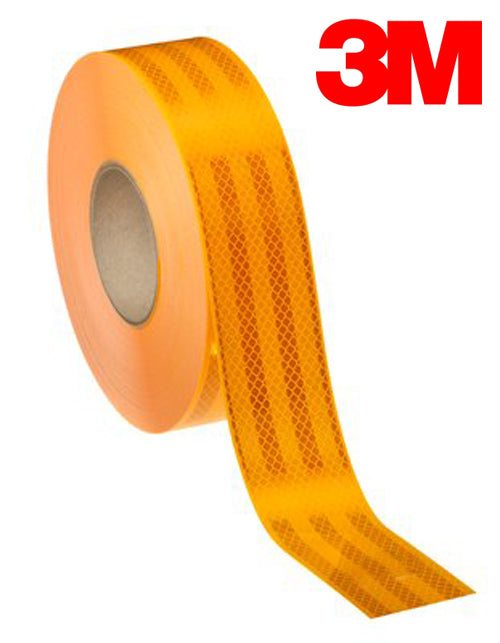 3M Diamond Grade 980 Series - YELLOW