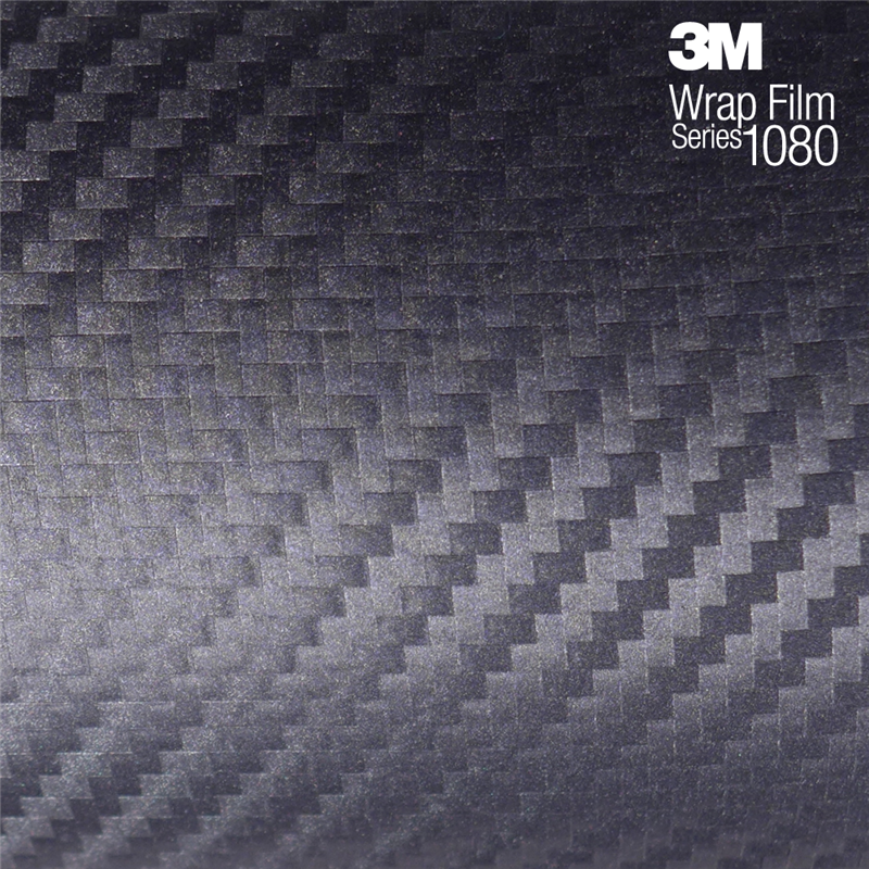 3M 2080 Anthracite Carbon Fibre (1524mm*1m)