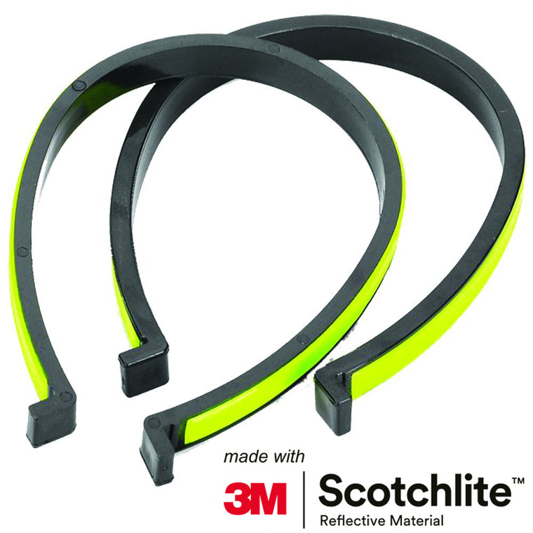 Salzmann 3M Scotchlite Reflective Trouser Clips (Pair)