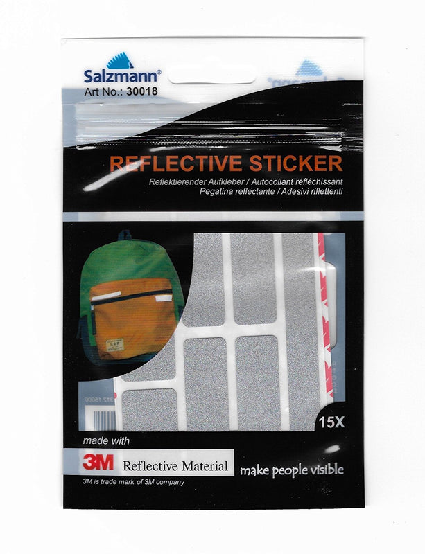 Salzmann 3M Scotchlite Self Adhesive Reflective Stickers