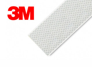 3M 983 White Conspicuity Tape