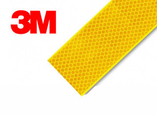 3M 983 Yellow Conspicuity Tape