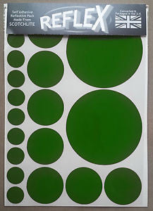 Reflex A4 Decals - Circles
