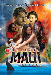 "KULEANA [MAUI] | 20x30"" Movie Poster"