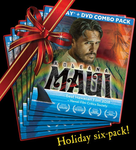 KULEANA [MAUI] | BluRay/DVD 6 Pack | Discount Bundle