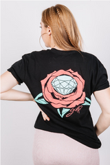 Diamond Rose Tee