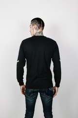 Dagger Mens Long Sleeve Tee Shirt