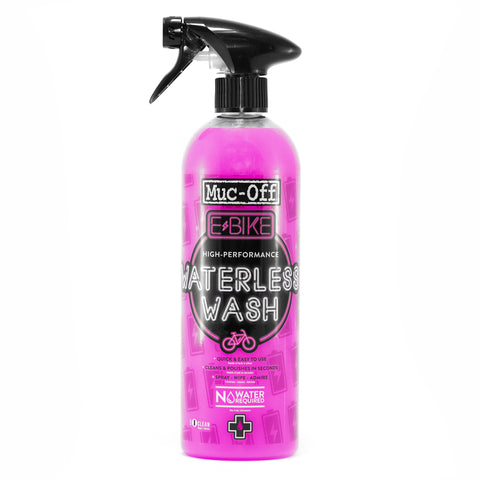 Muc-Off ebike Waterless Wash