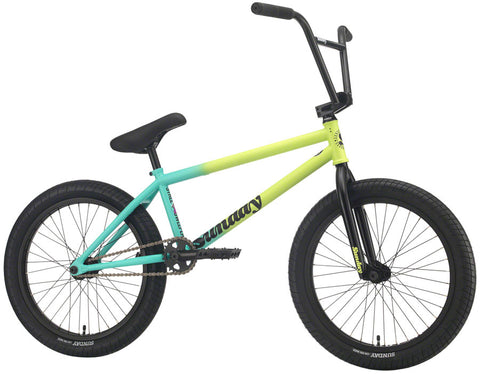 2021 Sunday BMX Street Sweeper