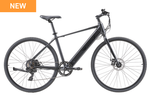 Reid Black Top E-bike