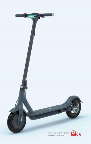 Reid E4 Plus E-Scooter