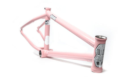 "S&M Charlie Crumlish ""Tall Boy"" Frame"