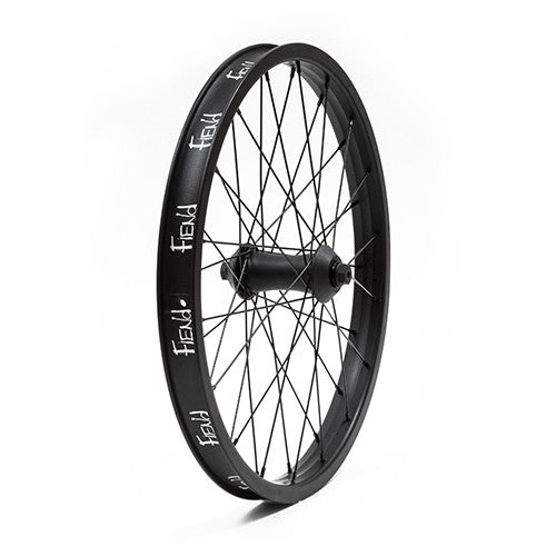 Fiend Cab Flangeless Front Wheel w/Hub Guards