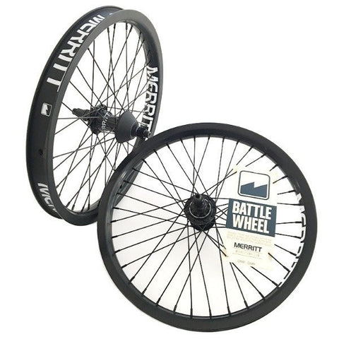 Merritt Battle Freecoaster BMX Wheel RHD