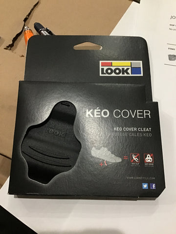 Look keo clear covers black