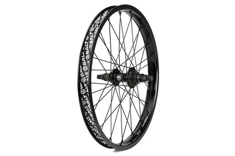 Salt Rookie cassette rear wheel RHD