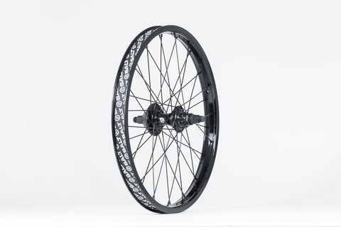 SALT PLUS SUMMIT VERTEX FC WHEEL BLK LHD