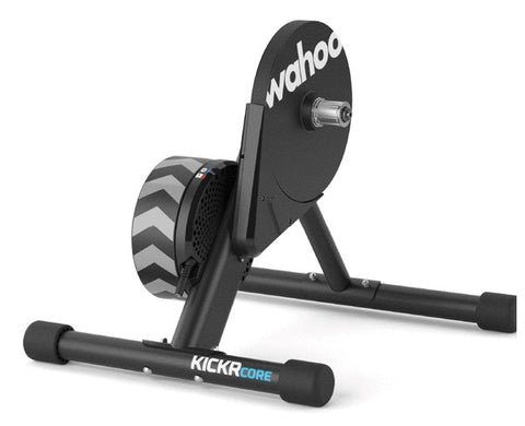 Wahoo KICKR Core Smart Bike trainer.