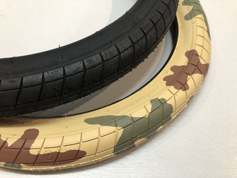 Salt Plus Burn Tire