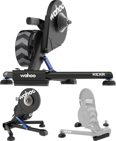 Wahoo KICKR V5 Smart Bike trainer.