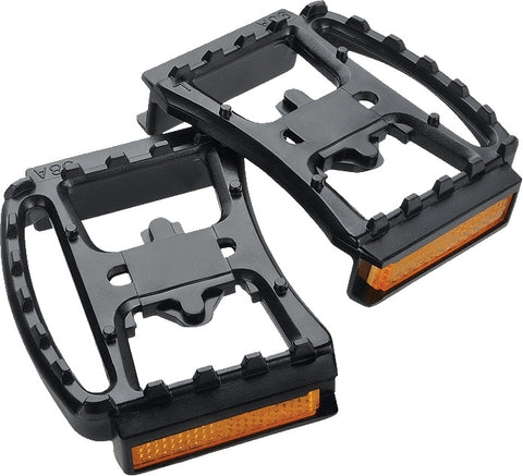 Wellgo 98A-3 Reflector Plate for Clipless Pedals