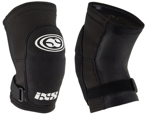 IXS Flow Knee Pad, Blk Mens