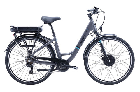 Reid pulse e-bike, Step-through