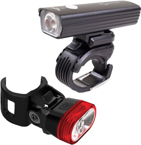 Serfas E-LUME 605/30 COSMOS COMBO LIGHT SET (F & R)