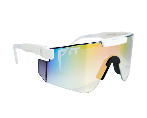 Miami nights Polarized Doublewide Pit Viper