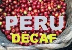 DECAF Peru Cenfrocafe Fairtrade Organic