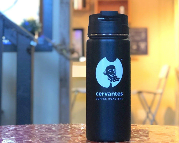 Cervantes Coffee Traveler Black