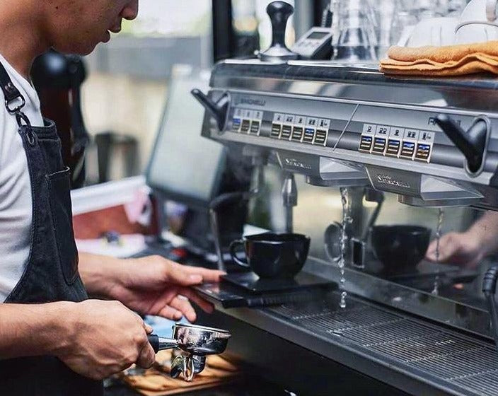 Coffee Shop Espresso Machine - Free Shipping