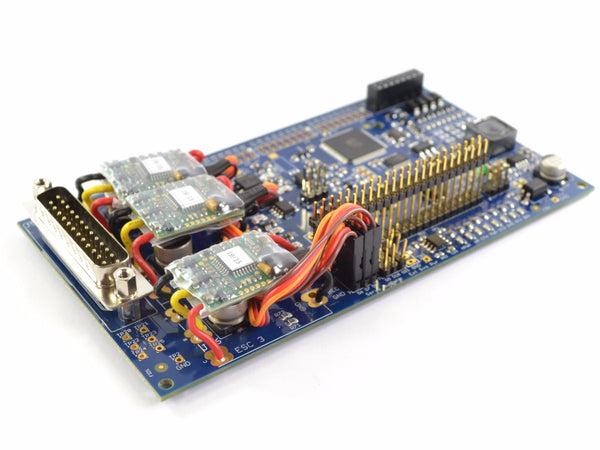 Controller board used for camera and operations for underwater drone