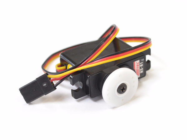 OpenROV Servo Actuator To Move Underwater Camera