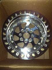 NITRO BLADE and STAR 8 SINGLE BEADLOCK OPTION FOR 13 INCH WHEELS