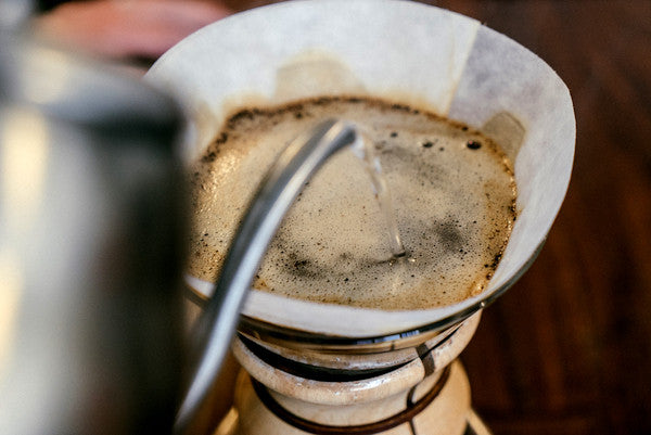 Manipulating Your Brewed Coffee: Brew Time