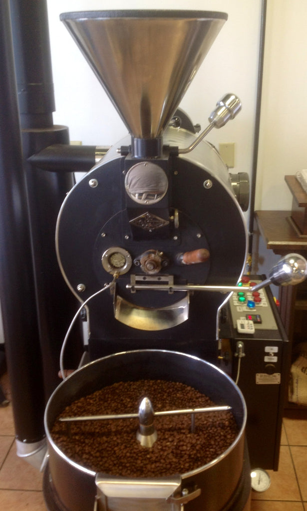 Insider Louisville - Argo Sons Coffee: Roasting 'magic' in a music store on Hurstborne Lane